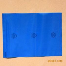 蓝色防静电PE定做,深圳PE骨袋加工,深圳PE环保袋单价