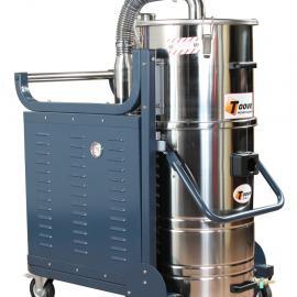 粉尘颗粒工业吸尘器 380V大功率工业吸尘器