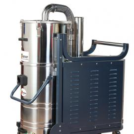 3KW三相电大功率工业吸尘器 移动式工业吸尘器