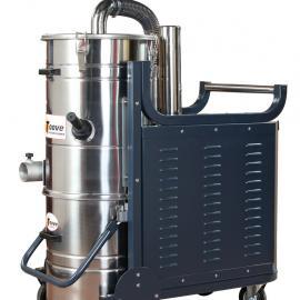 重工型吸铁屑焊渣工业吸尘器 4KW大功率工业吸尘器