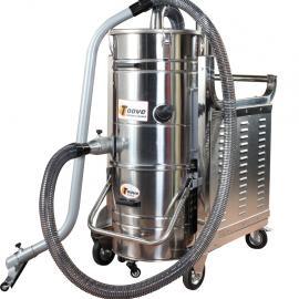 5.5KW大功率工业吸尘器 机械加工用工业吸尘器