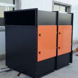 涂装油漆废气处理方法,油漆气味处理设备