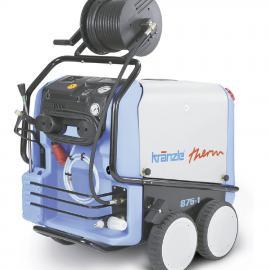 德国大力神热水清洗机875-1 机械除油污高压清洗机