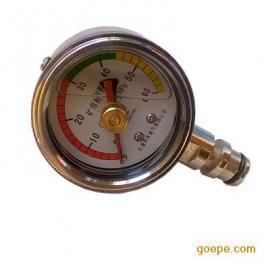 矿用双针耐震压力表BZY-60