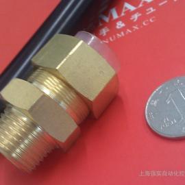 嵌入式接头 KFH16N-03 日本SMC安全接头