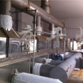味精振动流化床干燥机 高效砂糖烘干设备