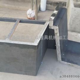 异型排水槽模具,流水槽钢模具常规型号