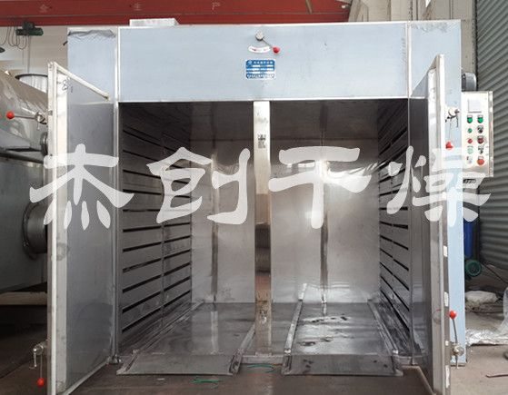 CT-C系列热风循环烘箱食品热风循环烘箱成套鸡精生产线杰创生产
