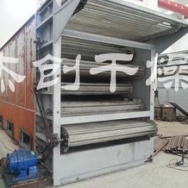 白蔹带式烘干设备 箱式干燥机