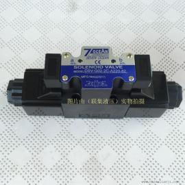 台湾七洋DSV-G02-2C-A220-82电磁换向阀