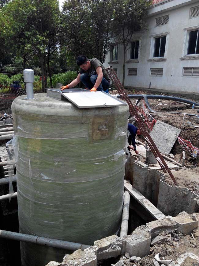 丽水新型一体化预制泵站