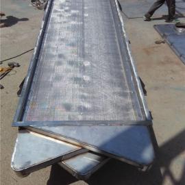 食品厂专用筛不锈钢直线振动筛