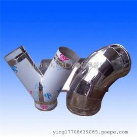 供应螺旋风管弯头、矩形风管弯头、各种规格弯头质量保证