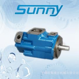 美国SUNNY叶片泵4535VQ75A38-1DD22R