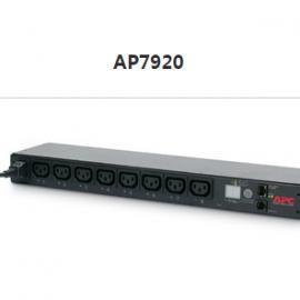 PDU配电,APC型号AP7920负载电流10A,价格另议