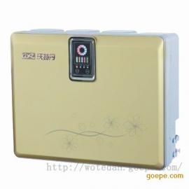 沃特丹RO反渗透纯水机/家用直饮机/家用净水器MX-RO100G-B10