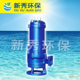 MPE潜水切割排污泵