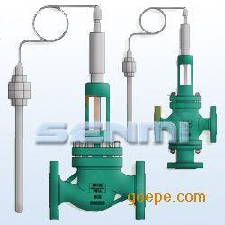 自力式温控阀,蒸汽自动温度调节阀,蒸汽自力式温度控制阀