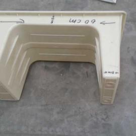 铁路排水槽塑料模具