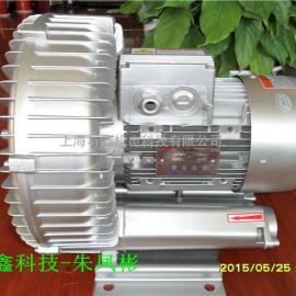 工业废水处理曝气高压风机@养殖场污水处理专用高压气泵