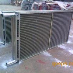 特灵空调机组铜管表冷器供应商