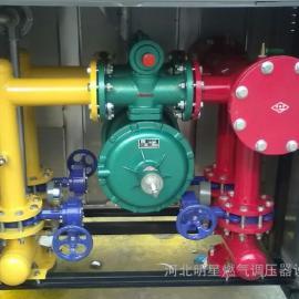 保定徐水区天然气调压器燃气调压箱