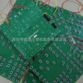 弘讯M5C电脑按键板 M5C按键线路板