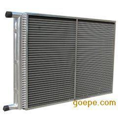 净化空调机组表冷器更换