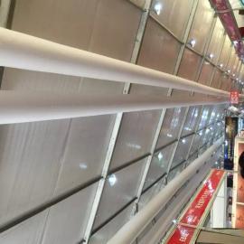 中央空调风柜专用纤维织物阻燃布风管布袋风管