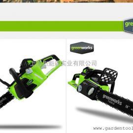 格力博 电链锯 40V锂电池电锯-环保节能电锯