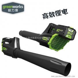 园林绿化吹风机、80V锂电池吹风机、进口锂电池吹叶机