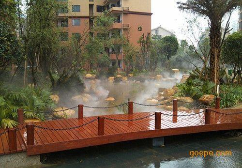 谷瀑环保设备网 园林景观与园林小品 人造雾 深圳市易绿科技有限公司
