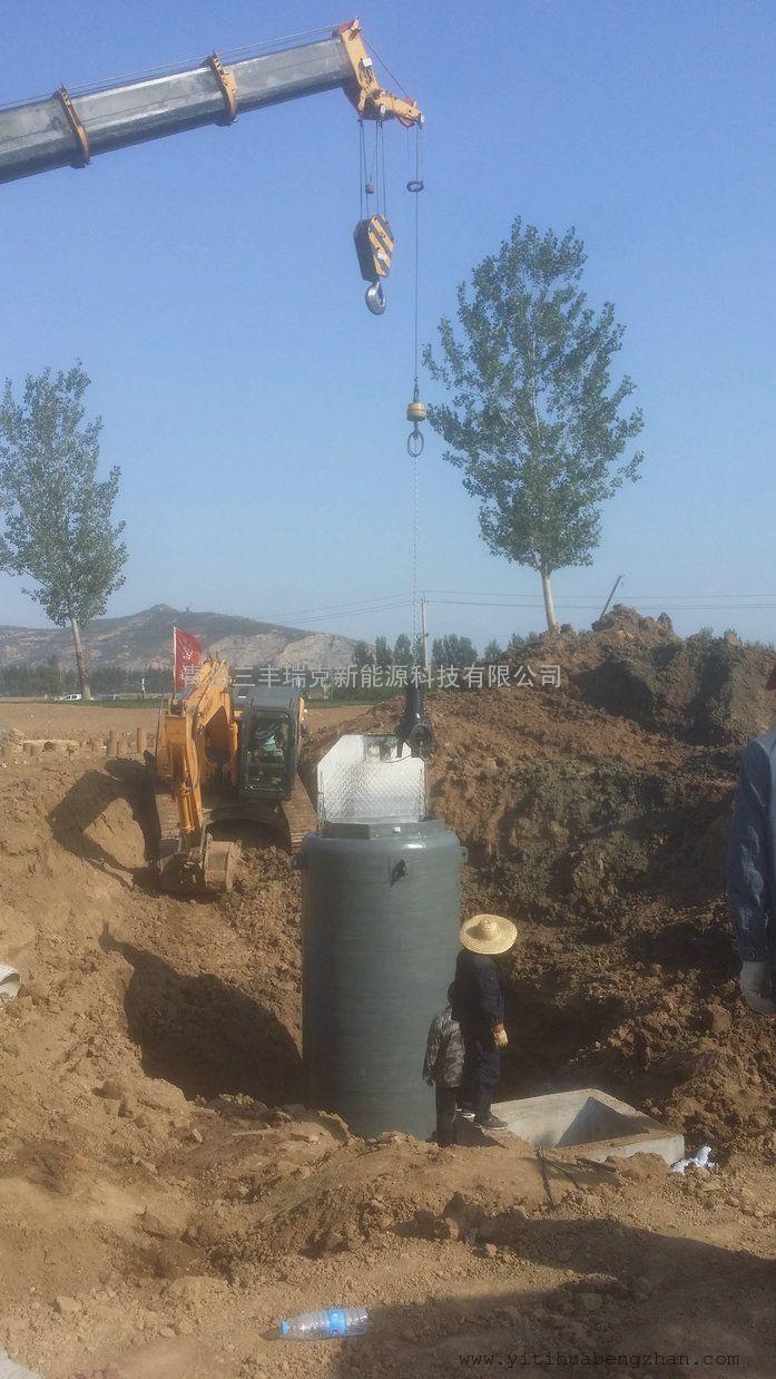 菏泽市生活污水处理设备