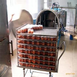 全自动电加热水果罐头杀菌锅