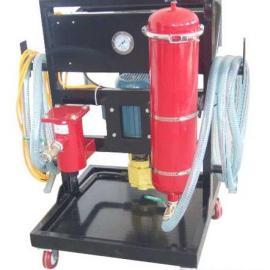 工程机械液压油过滤清洗机