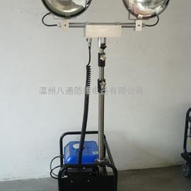 八通照明BT6000K便携式应急升降工作灯-创民族品牌