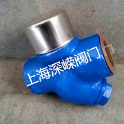 CS19Y型热动力圆盘式蒸汽疏水阀,螺纹圆盘式疏水阀
