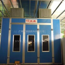 供应广州强鑫汽车烤漆房 烤漆房厂家 无尘喷漆房定做