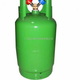 QISHANR启山14.3L可重复充装钢瓶 R410A专用回收罐