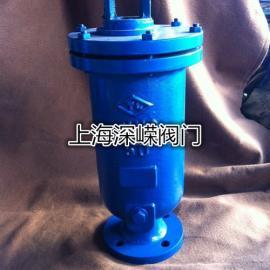 SCAR污水复合式排气阀,污水管道排气阀,水处理排气阀