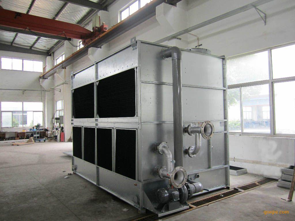 500吨封闭式冷却塔500吨漂染业冷却塔