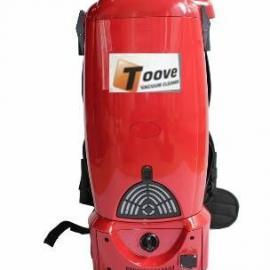 肩背式电瓶吸尘器 小型移动无线式吸尘器