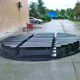 专业制作已防腐处槽盘式液体分布器