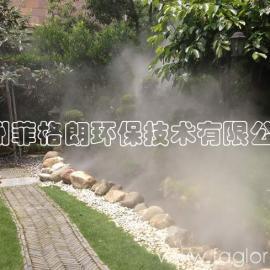徐州人工河人造雾效果好/喷雾景观水景造雾技术/雾化水景造价
