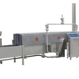 LITE牌肉豆腐丸子蒸煮冷却流水线山东利特机械设计新颖