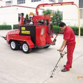沥青水泥混凝土路面灌缝机找庆安