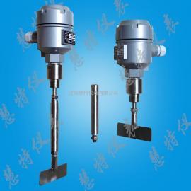 C182可调加长杆型料位器/C182重锤型料位器/C18护管活动叶片型料&