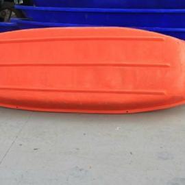厂家供应6米塑料渔船 钓鱼船牛筋船水产养殖船
