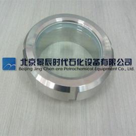 304不锈钢卫生级活接视镜 对夹视镜 活接头视镜