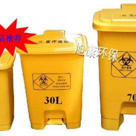 医院专用18L两脚踩垃圾桶|*垃圾桶|*污物桶|新品医疗垃圾桶